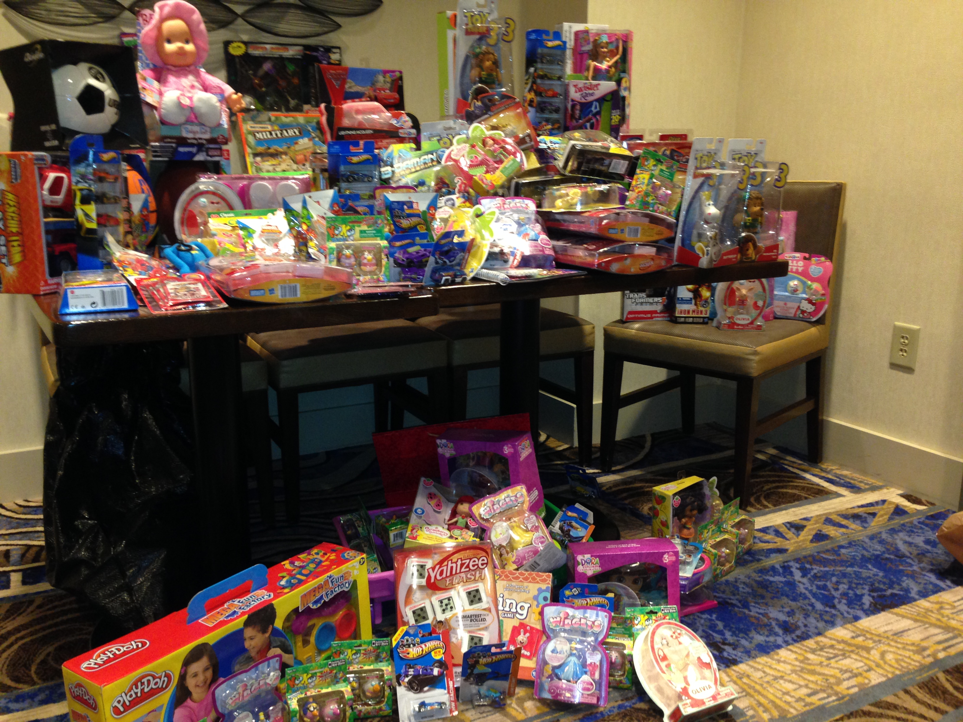 Toys For Tots Background : Ndta atl activities